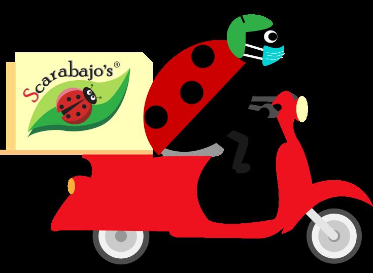 Scarabajos Delivery